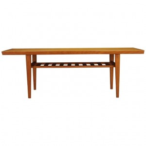 COFFEE TABLE 60 70 VINTAGE SCANDINAVIAN DESIGN