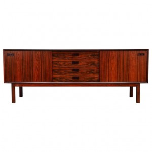 BROUER SIDEBOARD 60 70 DANISH DESIGN
