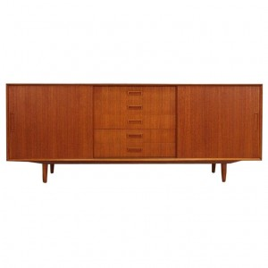 TEAK SIDEBOARD DANISH DESIGN 60 70