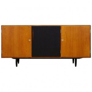 UNIQUE SIDEBOARD DANISH DESIGN RETRO TEAK