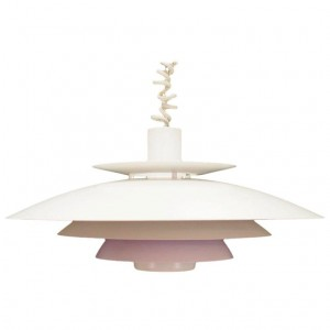 FORM-LIGHT CHANDELIER DANISH DESIGN 60 70