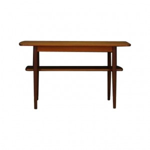 COFFEE TABLE DANISH DESIGN TEAK CLASSIC VINTAGE