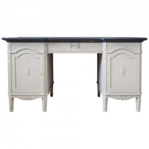 Desk ash, french design,  secession