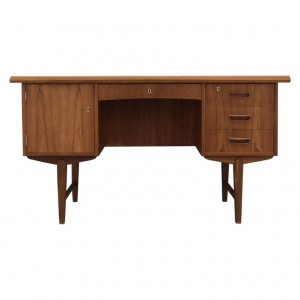 Desk teak, Danish design, 60's