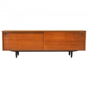 Teak sideboard, Danish design, 1970s
