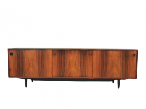 Sideboard rosewood, Danish design, 70's