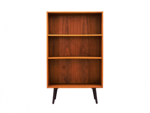 Bookcase teak, Danish design, 70's