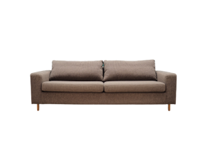 Sofa brown, Danish design, 00's, producer: Bolia
