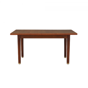 Teak table, Danish design, 1960s, production: Denmark