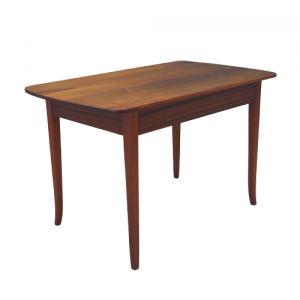 Mahogany table, 1970s, Danish design, made in Denmark