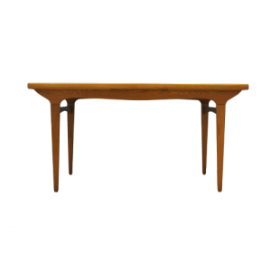 Ash table, Danish design, 60s, made in Denmark