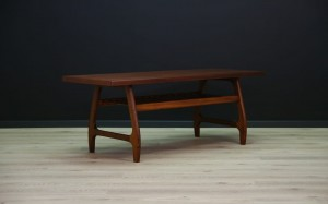 TEAK COUCHTISCH DANISH DESIGN CLASSIC RETRO 60/70