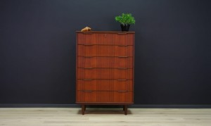 CLASSIC CHEST OF DRAWERS RETRO TEAK VINTAGE