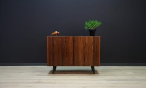60 70 CABINET ROSEWOOD VINTAGE RETRO