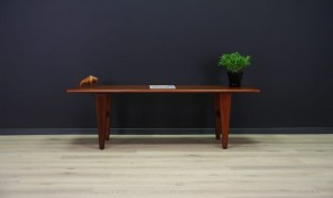 DANISH DESIGN COFFEE TABLE TEAK RETRO VINTAGE