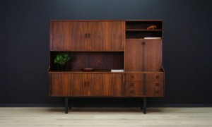 UNIQUE HIGHBOARD ROSEWOOD 60/70 RETRO