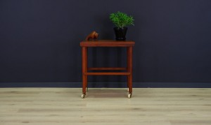 COFFE TABLE DANISH DESIGN TEAK CLASSIC RETRO