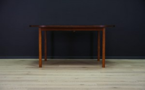 CLASSIC ROSEWOOD TABLE DANISH DESIGN VINTAGE