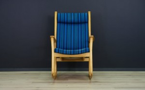 KURT OSTERVIG ASH ROCKING CHAIR DANISH DESIGN
