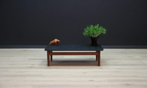 COFFEE TABLE DANISH DESIGN TEAK RETRO ORIGINAL