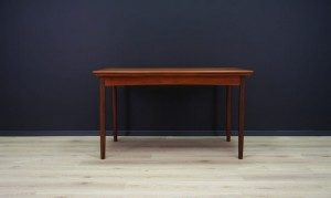 VINTAGE TABLE TEAK RETRO DANISH DESIGN CLASSIC