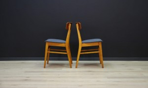 FARSTRUP CHAIRS TEAK 60 70 DANISH DESIGN