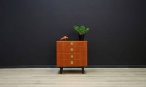 AEJM MOBLER CHEST OF DRAWERS TEAK CLASSIC MID CENTURY