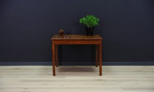 COFFEE TABLE ROSEWOOD TILES DANISH DESIGN VINTAGE