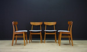 CHAIRS DANISH DESIGN CLASSIC MID-CENTURY