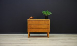 CHEST OF DRAWERS VINTAGE DANISH DESIGN CLASSIC