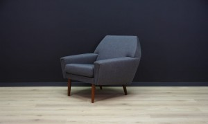 RETRO 60 70 ARMCHAIR DANISH DESIGN TEAK VINTAGE