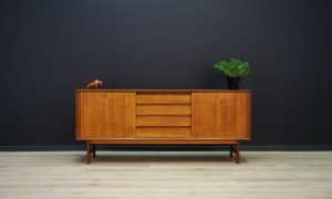 SIDEBOARD TEAK DANISH DESIGN VINTAGE RETRO