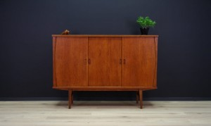 TEAK HIGHBOARD CLASSIC 60 70 RETRO DANISH DESIGN