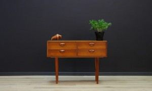 KAI KRISTIANSEN CHEST OF DRAWERS DANISH DESIGN