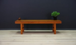 VINTAGE COFFE TABLE 60 70 RETRO MID-CENTURY TEAK