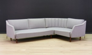 SOFA RETRO TEAK DANISH DESIGN CLASSIC 60 70