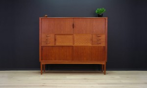 ULDUM HIGHBOARD DANISH DESIGN CLASSIC RETRO TEAK