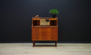 TEAK RETRO BEAURO DANISH DESIGN VINTAGE