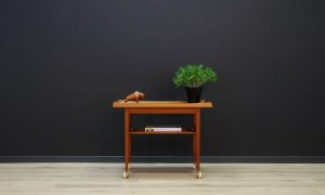 COFFEE TABLE TEAK RETRO VINTAGE DANISH DESIGN