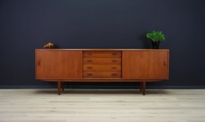 CLAUSEN & SON SIDEBOARD VINTAGE RETRO