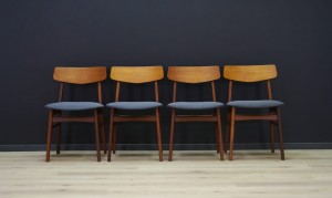 DANISH DESIGN CHAIRS 60 70 VINTAGE TEAK