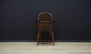 "FRITS HENNINGSEN Armchair ""WINDSOR"" Unique"