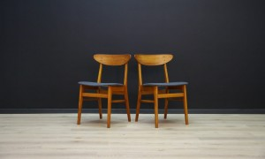 FARSTRUP CHAIRS TEAK DANISH DESIGN VINTAGE