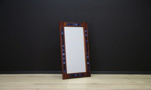 RETRO MIRROR DANISH DESIGN VINTAGE