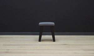 FOOTREST STOOL DANISH DESIGN VINTAGE RETRO