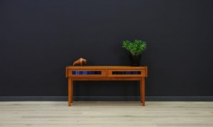 DANISH DESIGN RETRO CABINET 60 70 TEAK