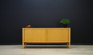 SIDEBOARD 60 70 ASH DANISH DESIGN RETRO