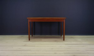 CLASSIC TABLE DANISH DESIGN MODERN VINTAGE