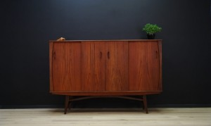 60 70 HIGHBOARD TEAK DANISH DESIGN MID-CENTURY