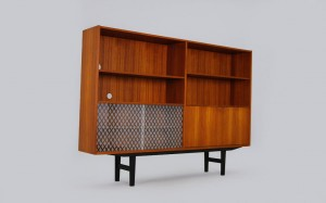 CLASSIC TEAK HIGHBOARD DANISH DESIGN VINTAGE 60/70